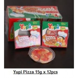 Yupi Pizza 15g x 12packs