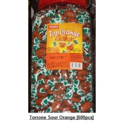 Torrone Sour Orange 600pcs
