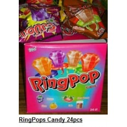 Ring Pops Candy 24pieces