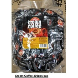 Cream Coffee Bag 300pcs