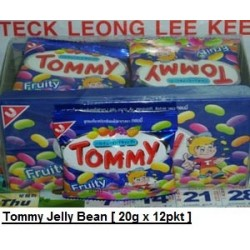 Tommy Jelly Beans 20g x 12pkts