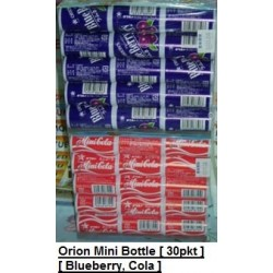 Orion Mini Bottle [Blueberry / Cola] 30pkts