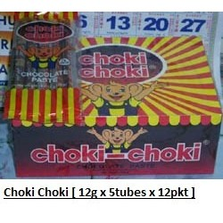 Choki Choki [Chocolate] 12g x 5sticks x 12pkts