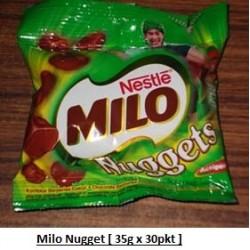 Nestle Milo Nuggets 35g x 30pkts