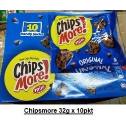 Chipsmore Original Chocolate 32g x 10packs