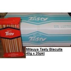Mitsuya Tasty Biscuits 40g x 20pkts