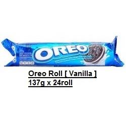 Oreo Roll 137g x 24rolls