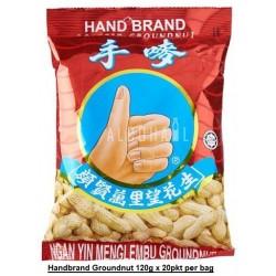 Handbrand Groundnuts 120g x 20packs