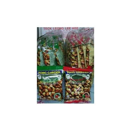 Tong Garden Broad Beans [Onion & Garlic / Chilli] 120g x 12pkts