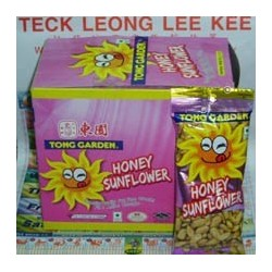 Tong Garden Sunflower Seeds  [Honey Sunflower / BBQ Sunflower Spicy / Mixed Anchovy] 30g x 12pkts