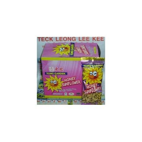 Tong Garden Sunflower Seeds  [Honey Sunflower / BBQ Sunflower Spicy / Mixed Anchovy] 30g x 12pkts