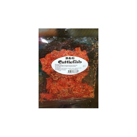 Red Prepared Cuttlefish 80g x 10pkts