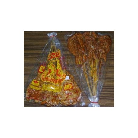 WhaleSun Satay Fish Sticks 12sticks per pack x 10packs