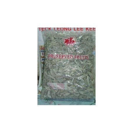 Hua Mei Tao Tiao [White Asam Slice] 2kg