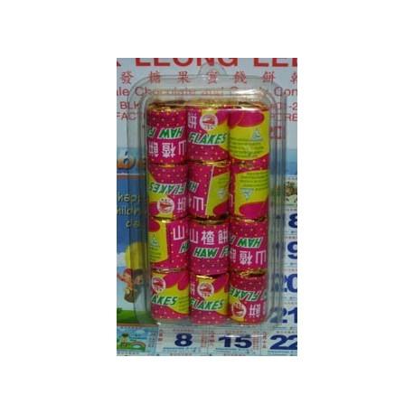 Haw Flakes 330g [12pcs] x 10boxes