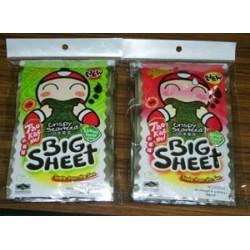 Tao Kae Noi Big Sheets [Original / Spicy] 4g x 6sheets x 10packs