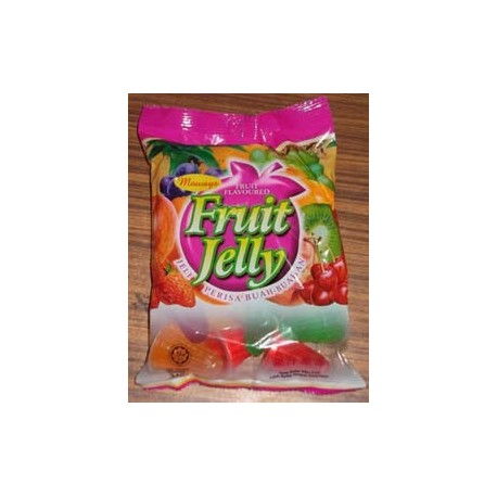 Fruit Jelly 300g x 24packs [Contains 16cups each pack]