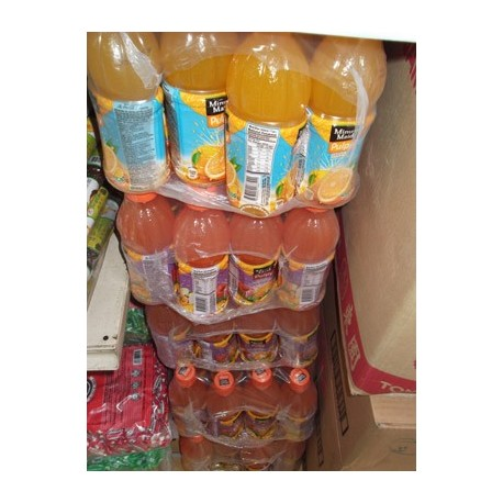 Minute Maid Orange Juice 350ml x 12pkts