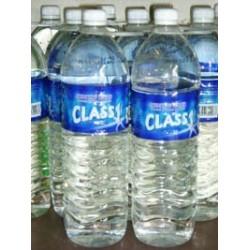 Class One Drinking Water 1.5litre x 12pkts