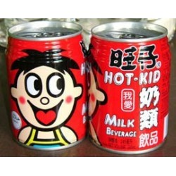 Hot Kid Milk 240ml x 24can