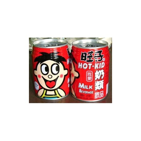 Hot Kid Milk 240ml x 24can