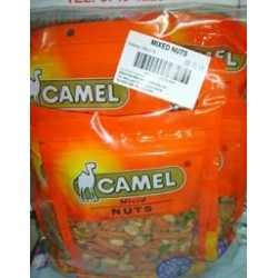 Camel Nuts [Mixed Nuts] 150g x 10pkts