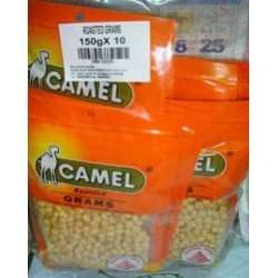 Camel Nuts [Roasted Grams] 150g x 10pkts