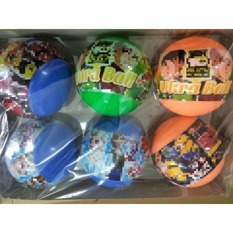Ultra Ball 6pc