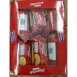 McVities Digestive Roll 35g x 12roll
