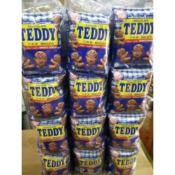 Teddy Bear Biscuits 14g x 40pkt