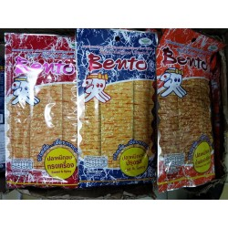 Bento Cuttlefish 20g x 10pkt [Sweet Spicy / Hot Spicy / Original]