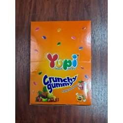 Yupi Fruity Crunchy Bean 40g x 12pkts