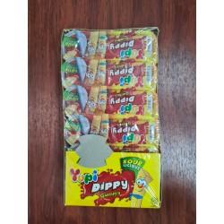 Yupi Dippy Gummy 22g x 24pcs