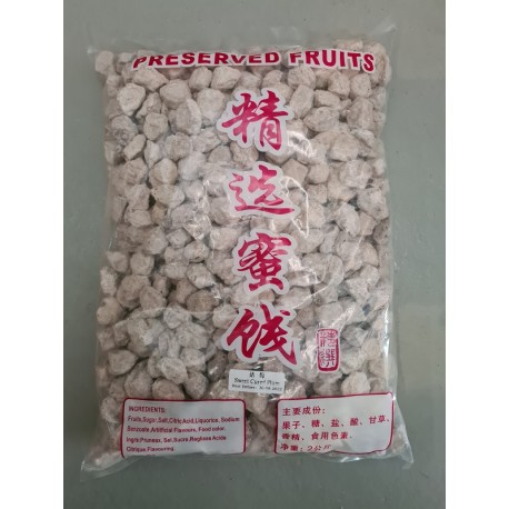 Sweet Cured Plum 2kg