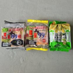 Pei Tien Energy 99 北田能量 99 [Sesame / Egg Roll / Seaweed] 180g x 6pkts
