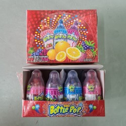 Bottle Pop Candy 31g x 12pcs