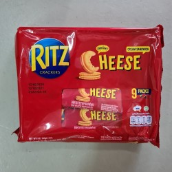 Ritz Crackers Cheese (27g x 9pcs) x 6pkts
