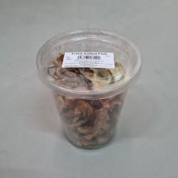 Yong Hup Fried Salted Fish 70g x 3pkts