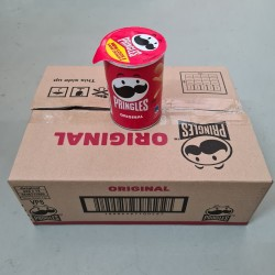 Pringles Original 42g x 12cannisters (From Malaysia) Halal