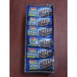 Apollo Black Checker Layer Cake [ Chocolate ] 18g x 24pkts