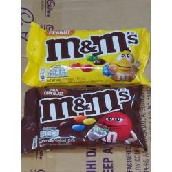 [180g x 6packs ] M&M Chocolates [ Chocolate /Peanut] Halal