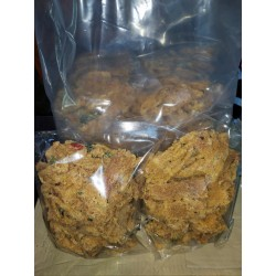 STS Salted Egg Spicy Cuttlefish 500g