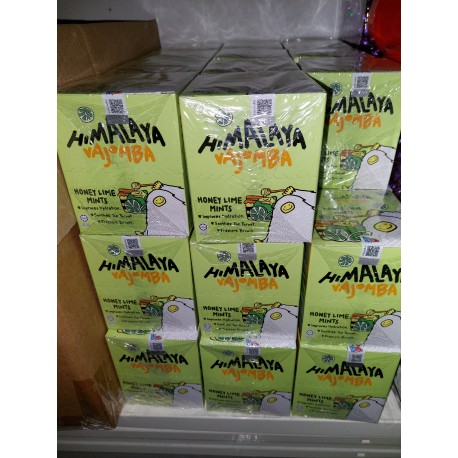 Himalaya Honey Lime Mints 15g x 12pkt