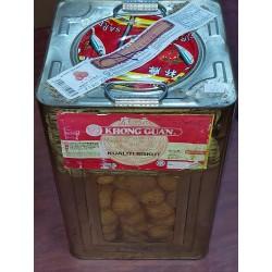 Khong Guan Cookies Biscuit 5KG [ Metal Tin Returnable @ $3.00 ]
