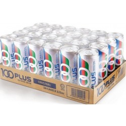 [ 325ml x 24tins ] 100plus Canned Drink