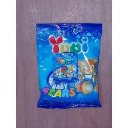 [ 120g x 6packs ] Yupi Baby Mini-Bears [ Est. 12small sachets per 120g pack ]