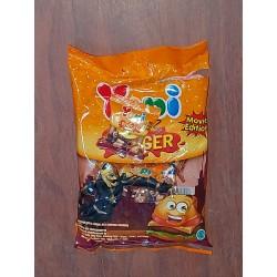 [ 104g x 24 packs ] Yupi Burger [ Est. 12-13 small Pcs per pack ]